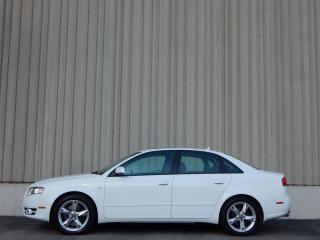 Used 2007 Audi A4 LEATHER-AUTOMATIC for sale in Etobicoke, ON