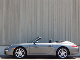 Used 2008 Porsche 911 911 CABRIOLET-6 SPEED for sale in Etobicoke, ON
