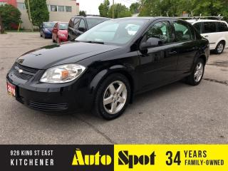Used 2010 Chevrolet Cobalt LT/LOW, LOW KMS!/PRICED -QUICK SALE! for sale in Kitchener, ON