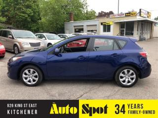 Used 2012 Mazda MAZDA3 GX/LOW, LOW KMS/PRICED - QUICK SALE ! for sale in Kitchener, ON
