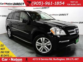 Used 2012 Mercedes-Benz GL-Class 450 4MATIC| SUNROOF| NAVI| DUAL DVD| for sale in Burlington, ON