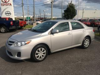 Used 2013 Toyota Corolla A/c, Bancs Ch for sale in Saint-hubert, QC