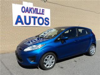 Used 2011 Ford Fiesta SE for sale in Oakville, ON