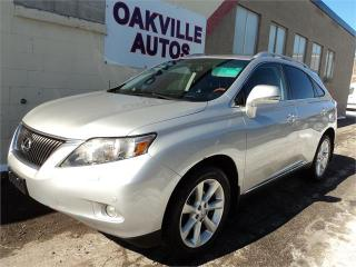 Used 2011 Lexus RX 350 ULTRA PREMIUM DVD NAVIGATION SAFETY WARRANTY for sale in Oakville, ON