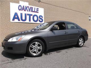 Used 2006 Honda Accord Sdn EX-L - LEATHER SUNROOF for sale in Oakville, ON