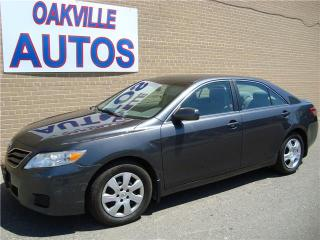 Used 2010 Toyota Camry LE 4CYL 2.5L AUTO for sale in Oakville, ON