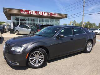 Used 2017 Chrysler 300 Touring|NAVI|PANOROOF| for sale in Mississauga, ON