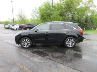 Used 2015 Acura MDX SH AWD for sale in Cayuga, ON