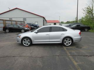 Used 2012 VW PASSAT COMFORTLINE TDI FWD for sale in Cayuga, ON