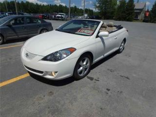 Used 2004 Toyota Solara SLE V6 for sale in Saint-philibert, QC