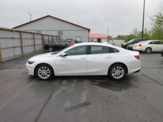 Used 2017 CHEV MALIBU 1LT FWD for sale in Cayuga, ON