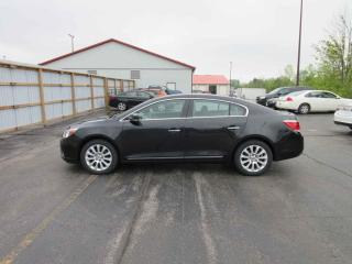 Used 2013 Buick LaCrosse FWD for sale in Cayuga, ON