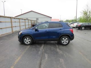 Used 2014 CHEV TRAX LT FWD for sale in Cayuga, ON