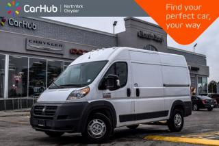 Used 2017 RAM Cargo Van ProMaster 2500 High Roof 136