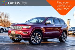 New 2018 Jeep Grand Cherokee Overland|Diesel|4x4|Navi|Sunroof|Backup Cam|Bluetooth|Blind Spot|Parallel Park Assist|20