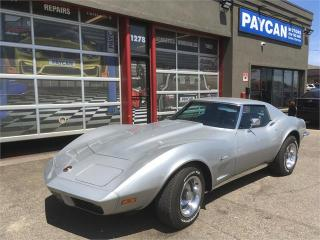 Used 1973 Chevrolet Corvette for sale in Kitchener, ON
