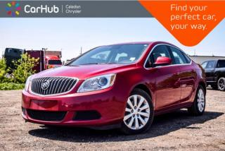 Used 2015 Buick Verano Backup Camera!Bluetooth!R-Start|Keyless Entry|Pwr Windows|Alloy Rims for sale in Bolton, ON