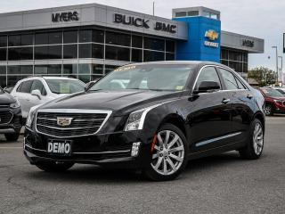 Used 2018 Cadillac ATS DEMO BLOWOUT! 0% FINANCE- BEST PRICE GUARANTEE for sale in Ottawa, ON