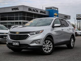 Used 2018 Chevrolet Equinox DEMO BLOWOUT! 0% FINANCE- BEST PRICE GUARANTEE for sale in Ottawa, ON