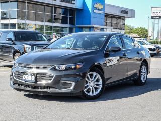 Used 2018 Chevrolet Malibu DEMO BLOWOUT! 0% FINANCE- BEST PRICE GUARANTEE for sale in Ottawa, ON