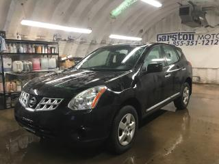 Used 2013 Nissan Rogue S*PHONE CONNECT*SPORT MODE*KEYLESS ENTRY*POWER WINDOWS/LOCKS/MIRRORS*CRUISE CONTROL*CLIMATE CONTROL* for sale in Cambridge, ON