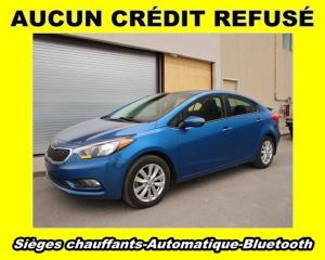 Used 2014 Kia Forte Bluetooth Sièges for sale in Saint-jerome, QC