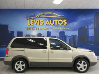 Used 2007 Pontiac Montana A/C for sale in Levis, QC