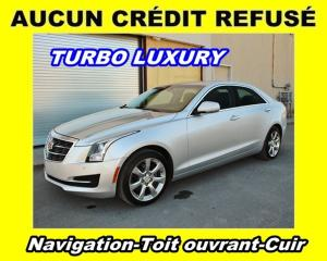 Used 2015 Cadillac ATS Awd T.ouvrant Cuir for sale in Saint-jerome, QC