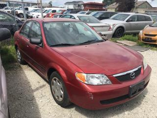 Used 2002 Mazda Protege 4dr Sdn SE Auto for sale in Surrey, BC