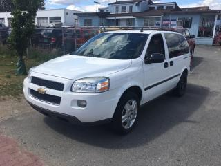 Used 2009 Chevrolet Uplander 4dr Reg WB LS for sale in Surrey, BC