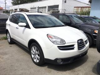 Used 2006 Subaru Tribeca AWD 5dr 5-Pass Ltd Grey Int for sale in Coquitlam, BC