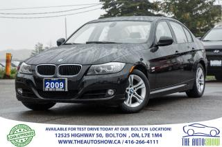 Used 2009 BMW 3 Series 328i xDrive 1 OWNER, ACCIDENT FREE, SERVICE RECORD for sale in Caledon, ON