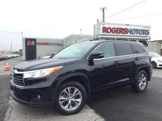 Used 2014 Toyota Highlander LE AWD V6 - 8 PASS - REVERSE CAM for sale in Oakville, ON