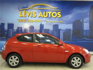 Used 2008 Hyundai Accent GL A/C for sale in Levis, QC