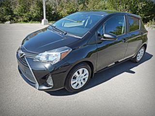 Used 2015 Toyota Yaris LE, automatique **49$/sem** for sale in Saint-raymond, QC