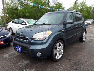 Used 2011 Kia Soul certified for sale in Oshawa, ON