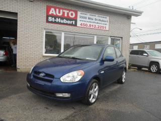Used 2011 Hyundai Accent GLS SPORT for sale in Saint-hubert, QC