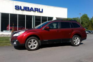 Used 2014 Subaru Outback 2.5i Convenience Pkg for sale in Minden, ON