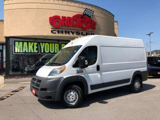 Used 2015 RAM ProMaster 2500 HIGH ROOF CLEAN CARPROOF for sale in Scarborough, ON
