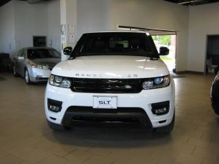 Used 2015 Land Rover Range Rover Sport V8 Supercharged for sale in Markham, ON