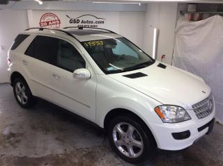 Used 2008 Mercedes-Benz ML-Class ML 350 for sale in L'ancienne-lorette, QC