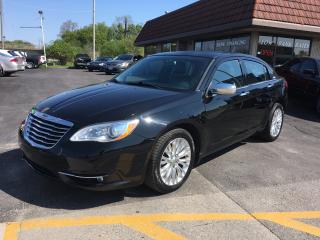 Used 2013 Chrysler 200 Limited for sale in Cobourg, ON