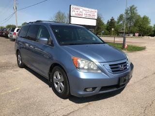 Used 2008 Honda Odyssey EX-L Touring for sale in Komoka, ON