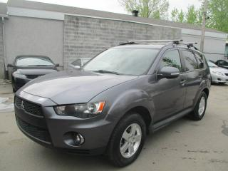Used 2010 Mitsubishi Outlander 4 RM 4 portes LS for sale in Laval, QC