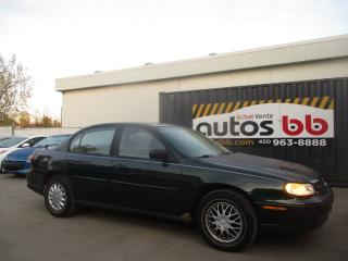 Used 2002 Chevrolet Malibu AUTOMATIQUE for sale in Laval, QC