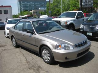 Used 2000 Honda Civic Special Edition AC Auto Low KM AMAZING Condition for sale in Ottawa, ON