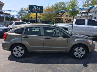 Used 2008 Dodge Caliber SXT for sale in Dunnville, ON