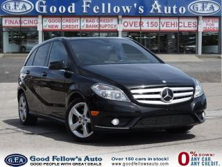 Used 2014 Mercedes-Benz B250 PANORAMA ROOF, HEATED SEATS, LEATHER SEATS for sale in North York, ON