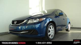 Used 2013 Honda Civic EX toit ouvrant bluetooth for sale in Trois-rivieres, QC
