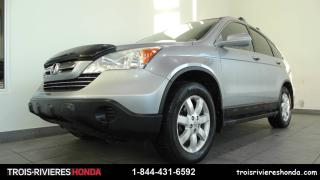 Used 2007 Honda CR-V EX-L AWD mags toit ouvrant cuir for sale in Trois-rivieres, QC